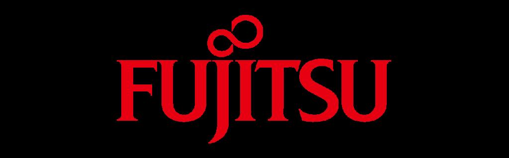 Logotyp Fujitsu