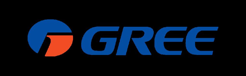 Logotyp Gree