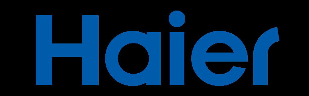 Logotyp Haier