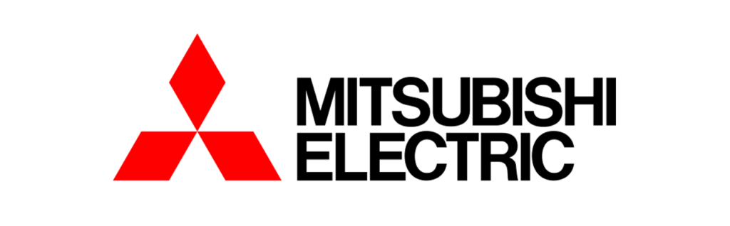 Logotyp Mitsubishi Electronic